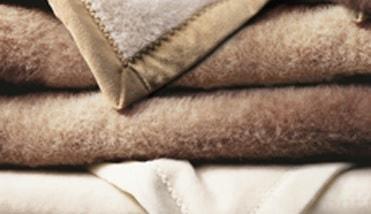 Laver les couvertures et linge en laine